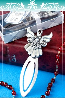 Ivoire Angel Bookmark