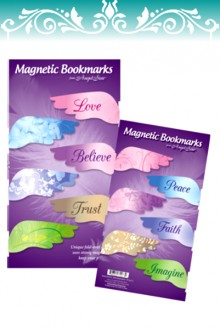 Angel Wings Bookmark