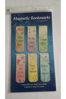 Be The Best You Bookmarks
